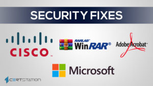Multiple Vulnerabilities Detected in CISCO, Microsoft Windows IIS, WinRAR & Adobe Products