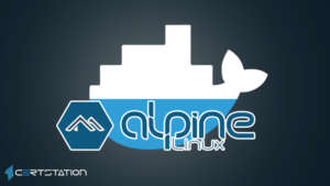 Alpine Linux Docker Images Come up with Hard-Coded Credentials