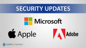 Apple, Microsoft, and Adobe Security Updates Fix Numerous Issues