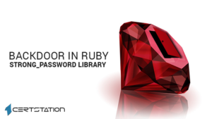 Malicious Code Lodged in Ruby strong_password Library