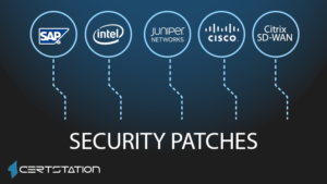 SAP, Intel, Juniper, Cisco, Citrix Patch Flaws in Their Products