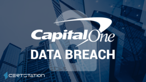 Data Breach Affected 100 million Capital One Credit Applications