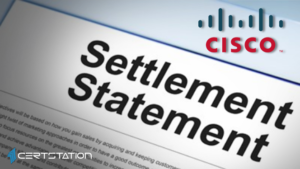 Cisco Pays $8.6m Fine to Settle Software Fault Claims