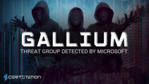 Microsoft Warns Gallium Attacking World Telecoms