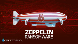 Healthcare and IT Companies Targeted by Zeppelin Ransomware
