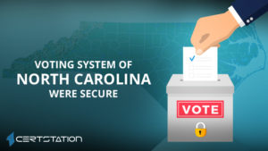 Voting Systems in North Carolina Were Not Hacked