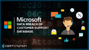 Microsoft Data Breach of Customer Support Database