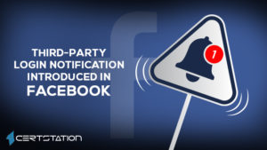 Facebook to notify users of third-party app logins