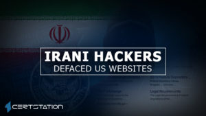 Breach of US Govt Website Claimed by 'Iranian Hackers'