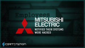 Mitsubishi Electric reports security breach, Chinese hackers are prime suspect