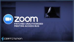 Flaw Let Attackers Join Zoom Meetings