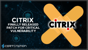 Citrix Issues Fixes for Severe ADC Flaw Under Active Attack