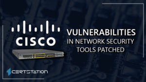 Cisco Fixes Critical Flaw in Network Security Tool