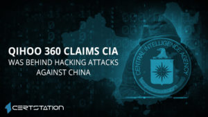 Chinese targets hacked by CIA for the past 11 years: Qihoo 360