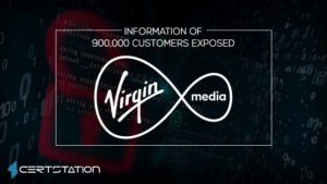 Information of 900,000 customers divulged by Virgin Media Data Breach