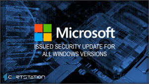 Patches for 4 Bugs, Exploited as  Zero-Day in the Wild, Issued by Microsoft