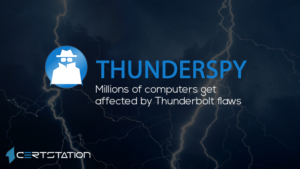 Millions of computers get affected by Thunderbolt flaws