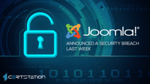 Data breach divulged by Joomla