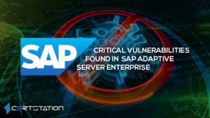 Critical vulnerabilities found in SAP Adaptive Server Enterprise