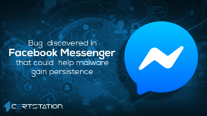 Bug  discovered in Facebook Messenger that could help malware gain persistence