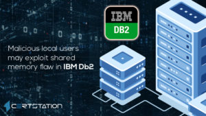 Malicious local users may exploit shared memory flaw in IBM Db2