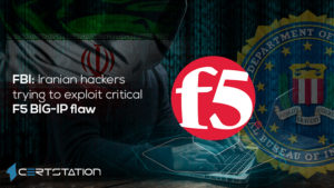 Iranian hacking group attacking F5 networking devices: FBI