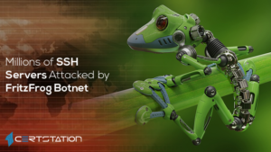 Millions of SSH Servers Attacked by FritzFrog Botnet