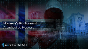 Norway's Parliament Attacked by Hackers