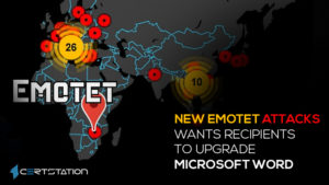 New Emotet attacks wants recipients to upgrade Microsoft Word