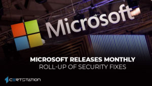 Microsoft releases monthly roll-up of security fixes