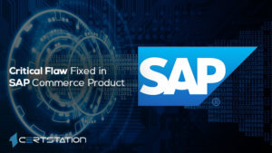 Critical Flaw Fixed in SAP Commerce Product