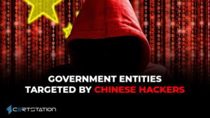 Government Entities Targeted by Chinese Hackers